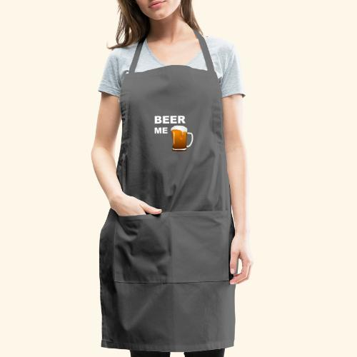 BEER ME TEE - Adjustable Apron