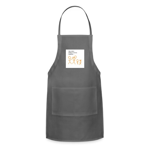 Stick family - Adjustable Apron