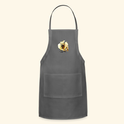 oil dog - Adjustable Apron