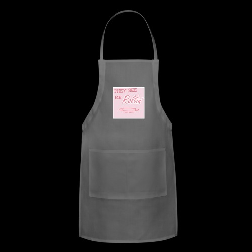 They see me rollin - Adjustable Apron