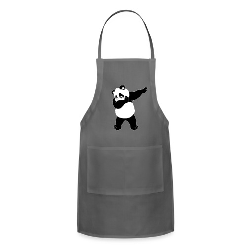 Dabbing Bear - Adjustable Apron