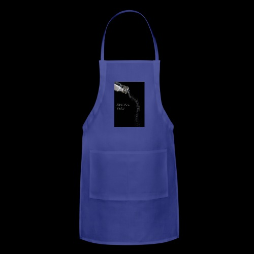 E1EC8123 AF44 4433 A6FE 5DD8FBC5CCFE Are you Salty - Adjustable Apron