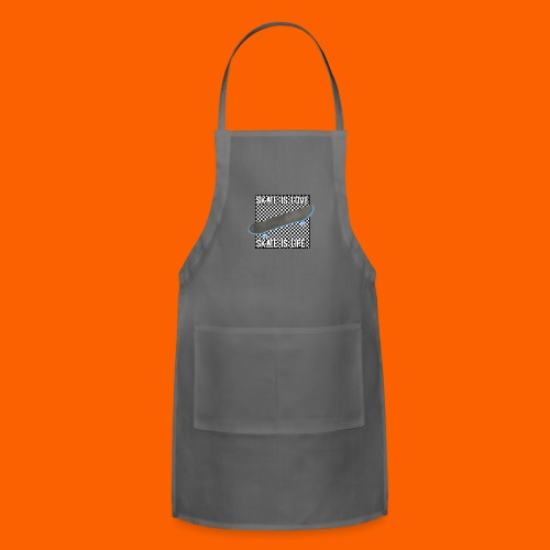 SK8 is Love - Adjustable Apron
