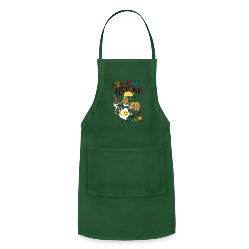 Breakfast Rocks! - Adjustable Apron
