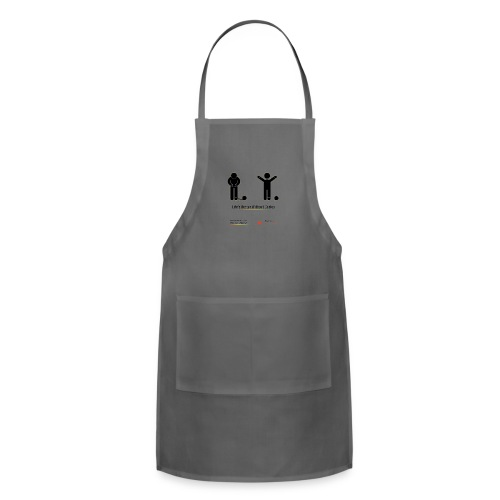 Life's better without cables: Prisoners - SELF - Adjustable Apron
