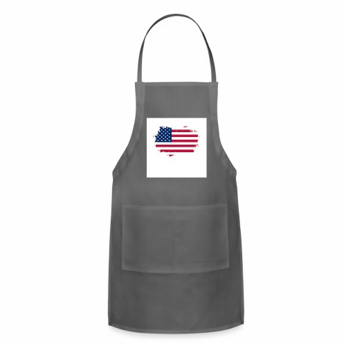 American flagIMG 0435 - Adjustable Apron