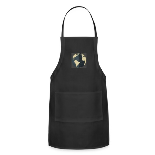 The world as one - Adjustable Apron