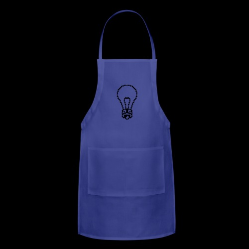 lightbulb - Adjustable Apron