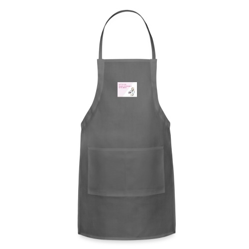 Leafs go mums - Adjustable Apron