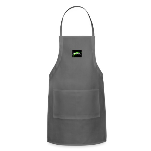 W1CK3D MUSIC - Adjustable Apron