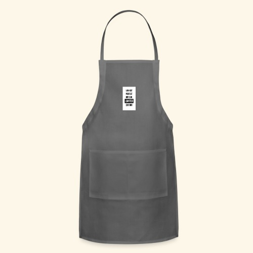 One of a kind - Adjustable Apron