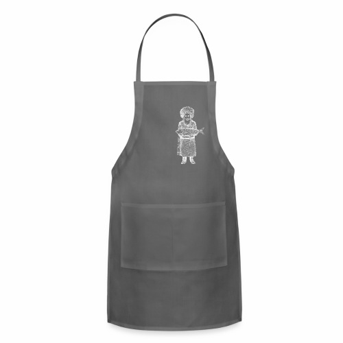 The Rebbe s Choice WH - Adjustable Apron