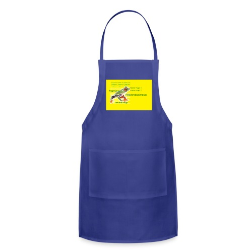 yellowshirt - Adjustable Apron