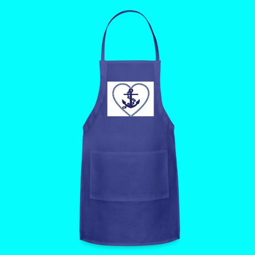 Forever Anchored - Adjustable Apron