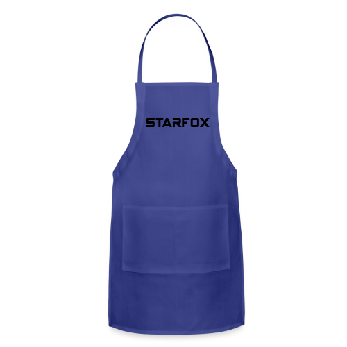 STARFOX Text - Adjustable Apron