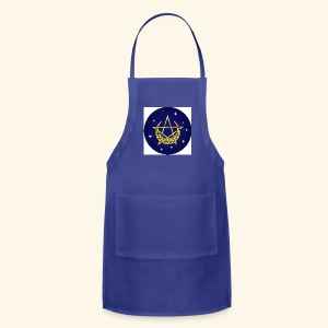 Pagan Symbol - Adjustable Apron