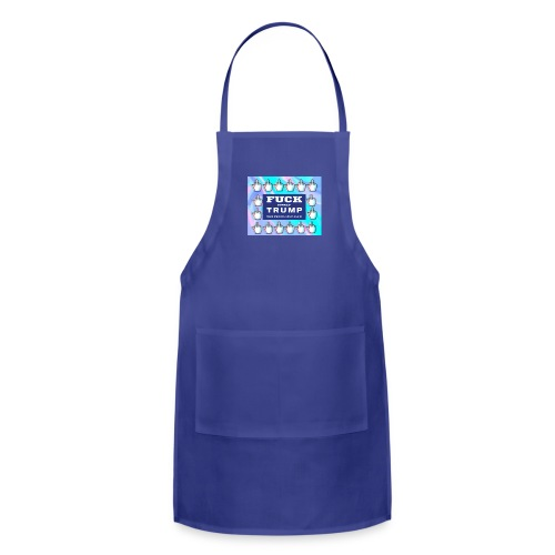 F**k Donald Trump - Adjustable Apron