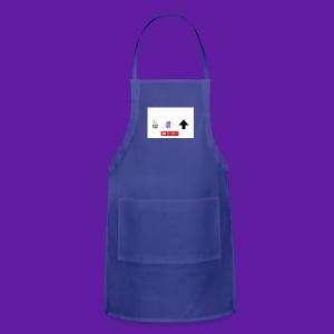 BleachItUp Apparel - Adjustable Apron