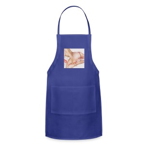 On da phone - Adjustable Apron