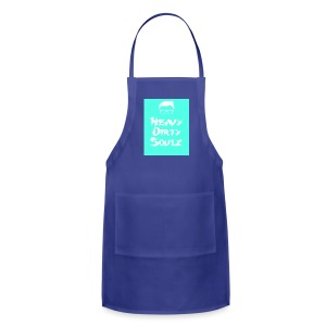 HeavyDirtySoulz Logo - Adjustable Apron