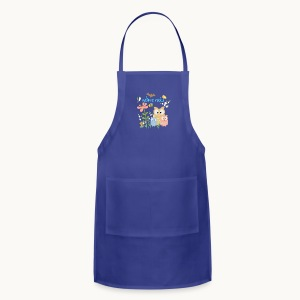 NATURE ROCKS CHILDREN Carolyn Sandstrom THR - Adjustable Apron