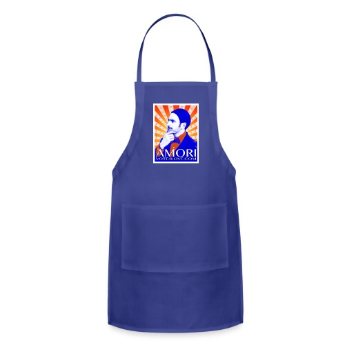 Amori_poster_1d - Adjustable Apron