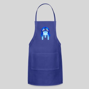 ALIENS WITH WIGS - #TeamMu - Adjustable Apron