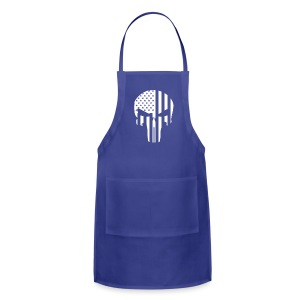 punisher - Adjustable Apron
