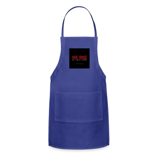 We rise - Adjustable Apron