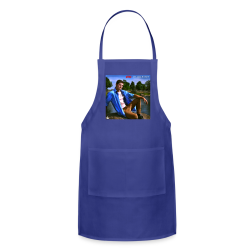 My Angle On It Album Cover - Adjustable Apron