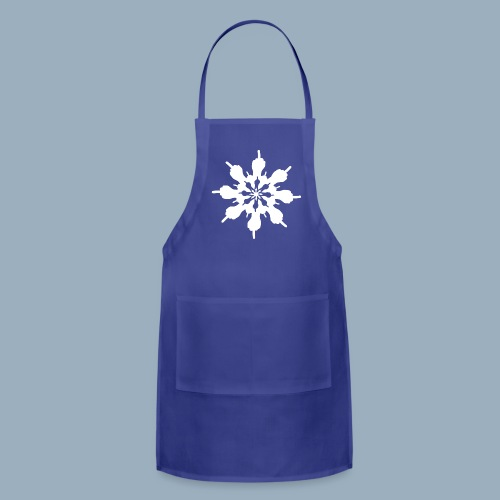 Birdflake - Adjustable Apron
