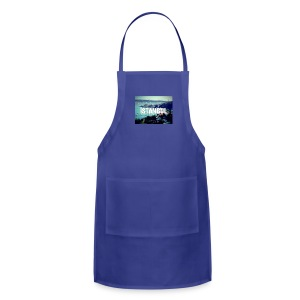 Istanbul Lovers - Adjustable Apron