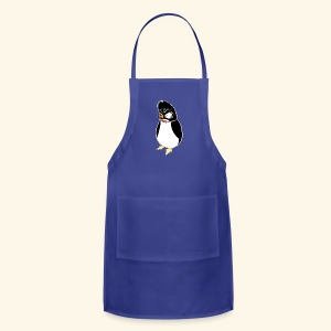 Angry Penguin - Adjustable Apron