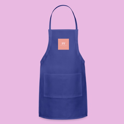Pink Flamingo - Adjustable Apron