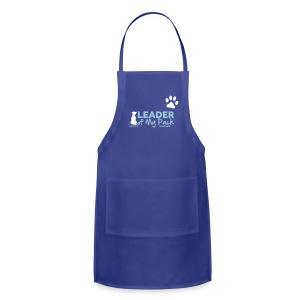 RescueDogs101 Leader of My Pack - Adjustable Apron