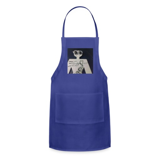 Superchuyito Merch - Adjustable Apron