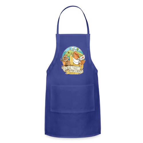 SCBWI Australia West 2019 Rottnest Retreat - Adjustable Apron