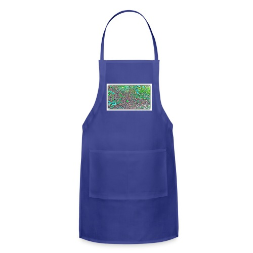 Heart in nature picture - Adjustable Apron