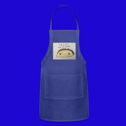 Tacos are my Spirit Animal - Adjustable Apron