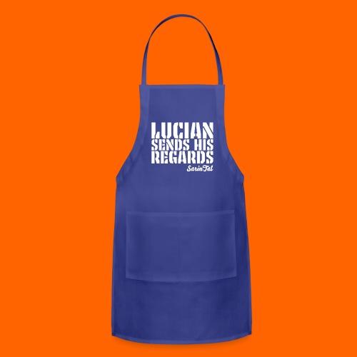 Lucian's Regards - Adjustable Apron