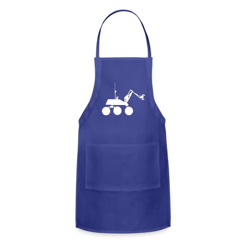 USST Rover White - Adjustable Apron