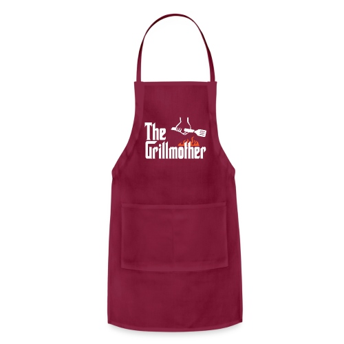 The Grillmother - Adjustable Apron