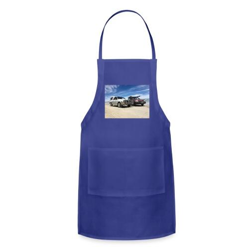 Subaru off roading - Adjustable Apron