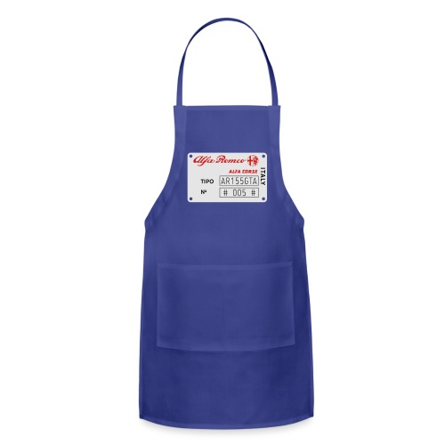 TIPO AR155GTA - Adjustable Apron