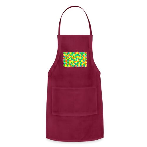 Dynamic movement - Adjustable Apron