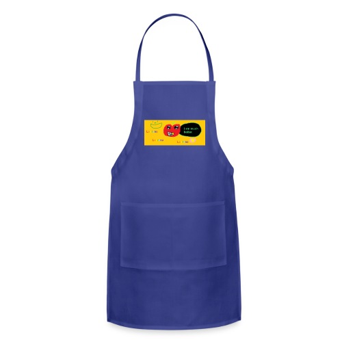 pechy vs apple - Adjustable Apron