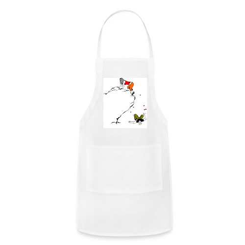 Lady Climber - Adjustable Apron