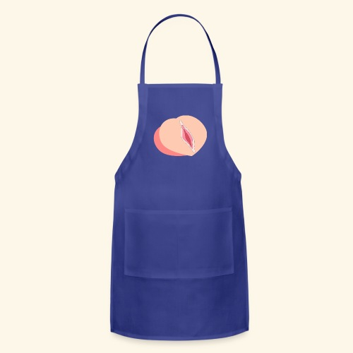 Peach - Adjustable Apron