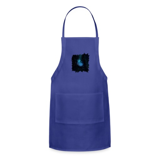 Galaxy Duckling in Space - Adjustable Apron