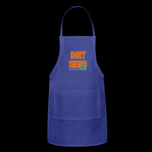 Dirt Nerd - Adjustable Apron